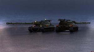 World War Ii 60TP Fictional 3D CGi Digital Art Skull Chains Rust Lights Tank 3840x2160 Wallpaper