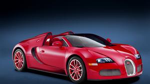 Bugatti Bugatti Veyron Car Red Car Sport Car Supercar Vehicle 4096x3072 wallpaper