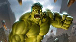 Hulk Marvel Comics 2560x1440 wallpaper