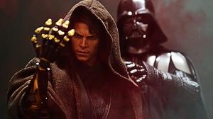 Darth Vader Anakin Skywalker Star Wars Science Fiction Star Wars Villains Star Wars Heroes 1920x1272 Wallpaper