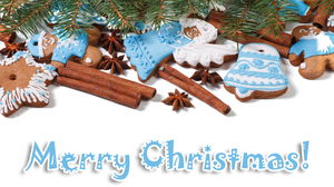 Christmas Cookie Gingerbread Merry Christmas 5184x3456 Wallpaper