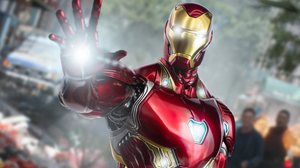 Iron Man Marvel Comics Tony Stark 3840x2160 Wallpaper