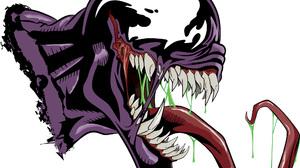 Comics Venom 2000x1555 Wallpaper