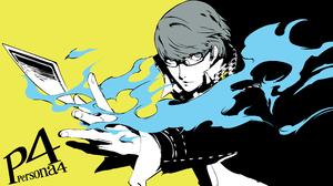 Anime Yu Narukami 3840x2160 wallpaper