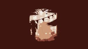 Gravity Falls Gravity Cartoon Disney Minimalism Simple Vector 2561x1440 Wallpaper