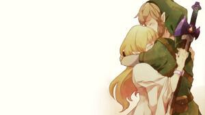 Anime Anime Girls Anime Boys The Legend Of Zelda The Legend Of Zelda Skyward Sword Zelda Link Blonde 1440x900 Wallpaper