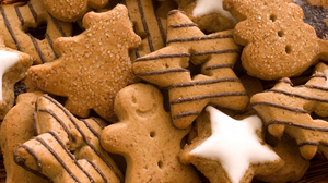 Christmas Cookie Gingerbread 3872x2592 Wallpaper
