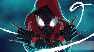 Marvel Comics Miles Morales Spider Man Spider Man Into The Spider Verse 3000x1687 Wallpaper