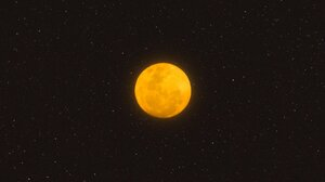 Stars Moon Moonlight Portrait Display Vertical Night 2005x3008 Wallpaper