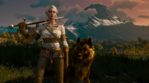 The Witcher The Witcher 3 Wild Hunt 2160x1215 wallpaper