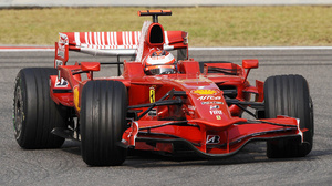 Car Ferrari F2008 Formula 1 Race Car Red Car 1920x1080 Wallpaper