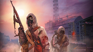 Gas Mask Post Apocalyptic 3840x2160 wallpaper