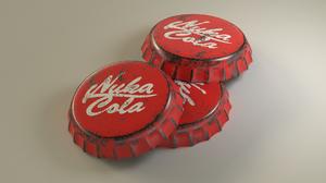 Fallout 3 Nuka Cola Bottle Caps Fallout 1920x1080 Wallpaper