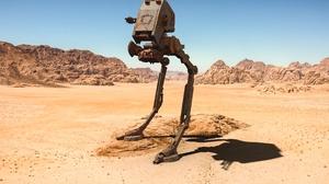 3d At St Artistic Cgi Digital Art Machine Robot Star Wars 5184x3456 wallpaper