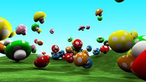 Video Game Mario 1600x1200 Wallpaper