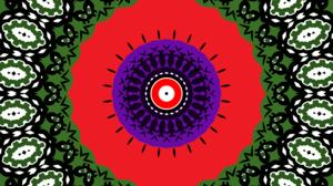 Abstract Artistic Digital Art Kaleidoscope Pattern 4000x2250 Wallpaper
