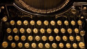 Typewriter Vintage 1920x1080 wallpaper