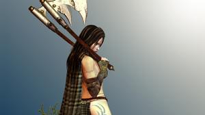 Fantasy Women Warrior 1600x1200 Wallpaper