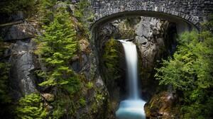 Bridge Stone Rock 2048x1365 Wallpaper