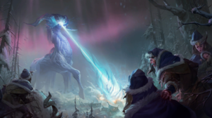 Legends Of Runeterra League Of Legends League Of Legends Wild Rift Wild Rift Fantasy Art 1920x971 wallpaper