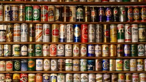 Beer Alcohol Shelves Can Heineken Stella Artois Carlsberg 2560x1600 Wallpaper
