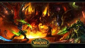 Illidan Stormrage Kael 039 Thas Sunstrider Kil 039 Jaeden World Of Warcraft Lady Vashj Magtheridon W 1920x1080 Wallpaper