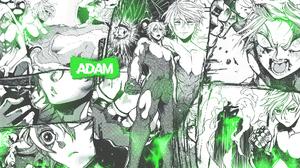 Shuumatsu No Valkyrie Adam Collage Manga Comics 1920x1080 Wallpaper