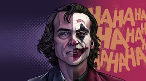 Dc Comics Joaquin Phoenix Joker 3780x1889 Wallpaper
