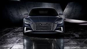 Audi Audi Prologue Car Compact Car Concept Car 4961x3720 wallpaper
