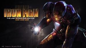 Movie Iron Man 3 2560x1440 Wallpaper