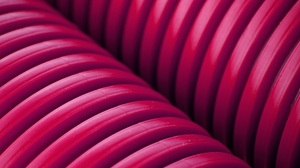 Plastic Pattern Texture Abstract Pipe Red Closeup Macro Tubes 3554x2848 Wallpaper
