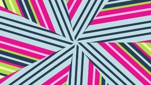Artistic Colors Digital Art Kaleidoscope Pattern Shapes Stripes 1920x1200 Wallpaper