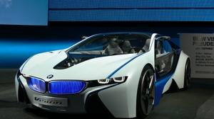 Vehicles BMW Vision 3264x2448 wallpaper