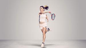 Romanian Simona Halep Tennis 6000x4200 Wallpaper