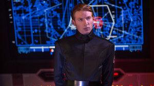 Domhnall Gleeson General Hux Star Wars Star Wars Episode Vii The Force Awakens 3840x2161 Wallpaper