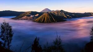 Indonesia Java Indonesia Volcano 2048x1345 Wallpaper