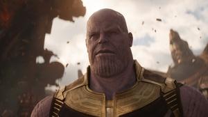 Avengers Infinity War Josh Brolin Thanos 2085x1100 Wallpaper