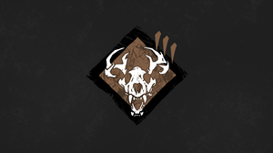 Dead By Daylight Minimalist Thrill Of The Hunt Dead By Daylight Video Game 12000x6750 Wallpaper