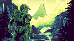 Halo Halo Infinite 3840x2160 Wallpaper