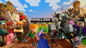 Minecraft Games Posters 2120x1192 Wallpaper