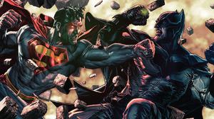 Batman Dc Comics Superman 1920x1080 Wallpaper