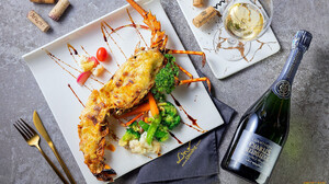 Food Seafood Champagne 1920x1080 Wallpaper