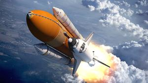Vehicles Space Shuttle 6000x4000 wallpaper