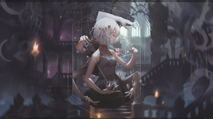Original Anime 3840x2160 Wallpaper