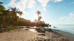 Video Games Far Cry 6 Screen Shot Tropical 2560x1440 Wallpaper