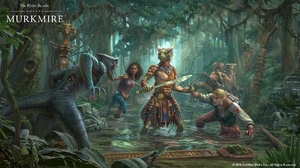 The Elder Scrolls Online The Elder Scrolls Online Murkmire RPG Video Games PC Gaming 2018 Year 1920x1080 Wallpaper