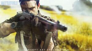 Video Game Battlefield V 1920x1080 Wallpaper