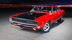 Dodge Dodge Charger Hot Rod Mopar Muscle Car 2040x1360 Wallpaper