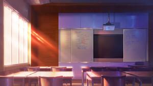 Chair Classroom 1920x1080 Wallpaper