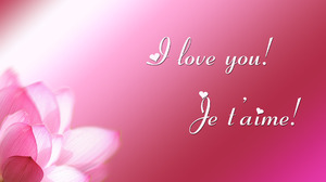 Abstract Artistic Colors Digital Art Gradient Pink Typography Valentine 039 S Day 1920x1080 Wallpaper